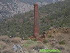 Panamint City chimney